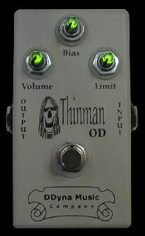 Thinman OD; Dual Limiter Overdrive